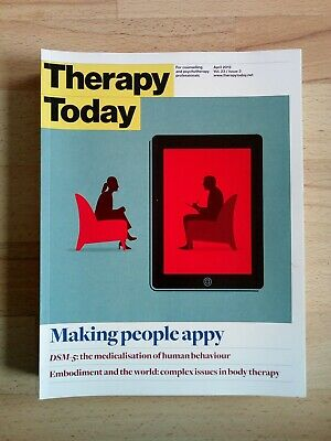 Therapy Today - April 2012