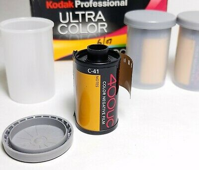 1 Roll Kodak Professional Ultra Color 400 UC 35mm film (36 exp) Expired 06/2007