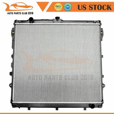 Brand New Radiator for 07-12 Toyota Tundra 08-12 Sequoia 4.6 5.7 V8 Fits CU2994