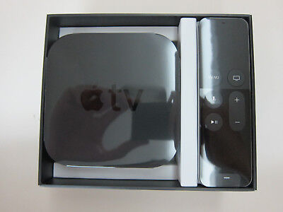 Apple TV (4th Generation) 32GB 64GB HD 1080P Media Streamer A1625 MLNC2LL/A
