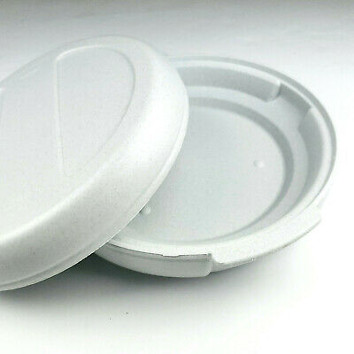 """Aladdin Tempreserve Insulated Round Hot Cold Food Carrier Pie Dish Server 12"""""""
