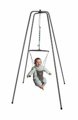 Jolly Jumper Bouncer and Stand Set - Grey