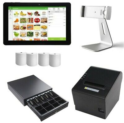 Loyverse Bluetooth POS All in one Bundles with Bluetooth Printer