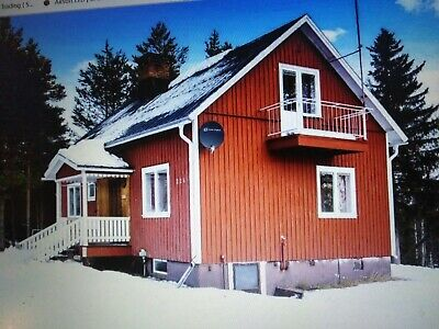 3 Bed Detached Swedish Lapland Beauty! Move In Now!