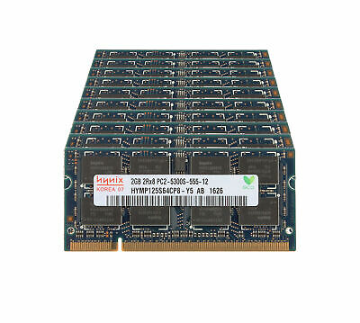 2GB Memory for Sony VAIO VGN-AR Series DDR2 PC2-5300 667MHz SODIMM Laptop RAM