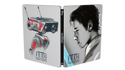 Star Wars Jedi Fallen Order PS4 Game With Limited Edition Steelbook