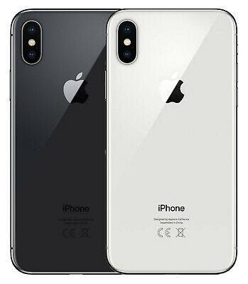 Apple iPhone X - 64 GB - Space Grau-Silber - Gratis Powerbank und Glasfolie!!!!