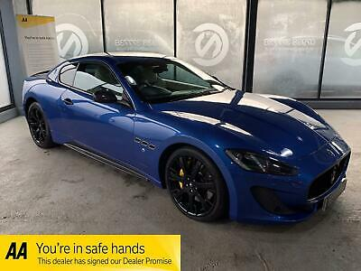 2013 Maserati Granturismo V8 Sport 2dr MC Shift COUPE Petrol Semi Automatic