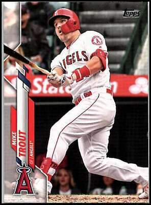 2020 Topps Series One Base & RC Baseball Pick Your Card Complete Your Set(1-200)
