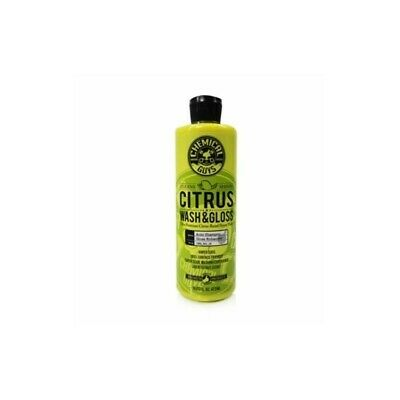Chemical Guys - CITRUS WASH & GLOSS CONCENTRATED CAR WASH 473ml