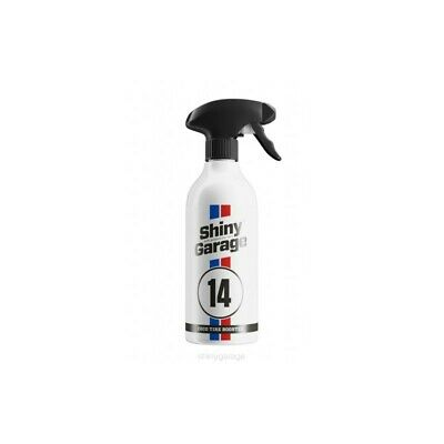 Shiny Garage - Coco Tire Booster - Reifendressing 500ml