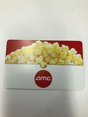 $20 AMC Theatres Gift Card free shipping!