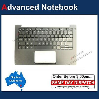 Dell XPS 13 9343 9350 9360 Palmrest Keyboard Top Cover Upper Case US No TouchPad