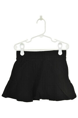 The Children's Place Girls Skirts Skorts M Black Cotton