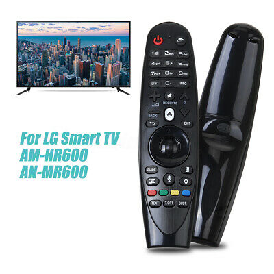 Smart TV Magic Remote Control Voice Replacement DC 3V For LG AM-HR600