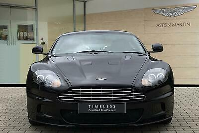 2011 Aston Martin DBS Coupe Petrol black Automatic