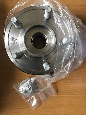 Wheel Bearing Kit ADA108216 by Blue Print Front Axle Left/Right Genuine - Single