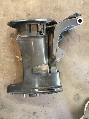Mercury 40hp tracker exhaust housing 1593-8189a13