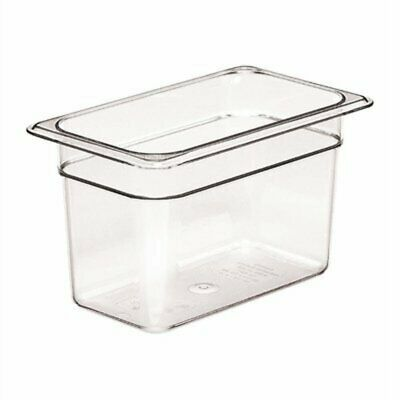 Cambro Clear Polycarbonate 1/4 Gastronorm Tray 150mm DM747 [B352]