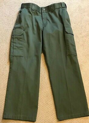 Womens 5.11 Tactical Cargo/Uniform Pants - Dark Green - Size 14 - Style 64306