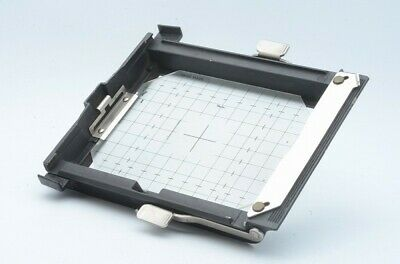 SWISS MADE Camera Back thin Grid Matte Unknown Compatibility 16238