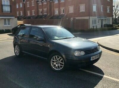VW Golf MK4 GTI 1.8T 2001 84k Low Mileage