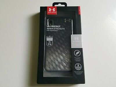 Under Armour UA Protect Inner Strength Case for iPhone X. NEW!!, free ship