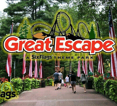Six Flags Great Escape Tickets Savings A Promo Discount Tool