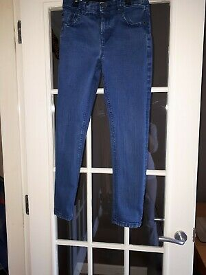 Boys Next Skinny Jeans Aged 12 Years - Very Good Condition