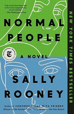 Normal People: A Novel by Sally Rooney BRAND NEW PAPERBACK  EXPEDITED SHIPPING