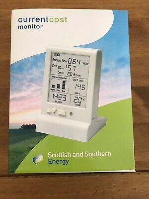 Current cost smart Monitor / Scottish and Southern Energy Brand New