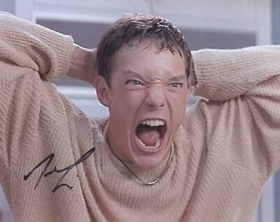 MATTHEW LILLARD as Stuart - Scream GENUINE AUTOGRAPH UACC (R22026)