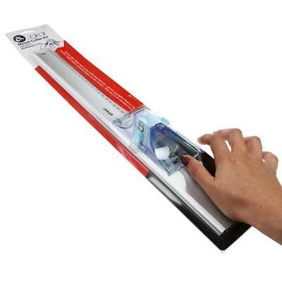 Jakar Mount Cutter kit with Aluminium 40cm Ruler