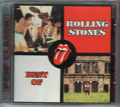 The ROLLING STONES - Best Of - RARE UNIQUE HUNGARY CD Pop Classic