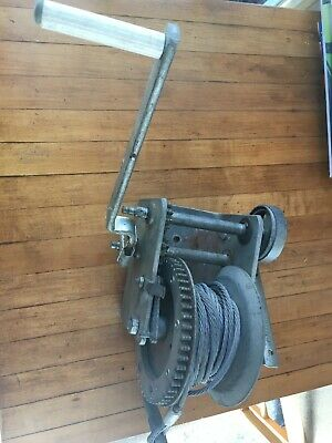 Galvanized W//1400lb DL Winch 2015SGC Short Nose Adjustable Winch Stand