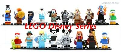 🔥 LEGO Disney Series 2 Sealed Packs (71024) Choose Your MiniFigures Free S/H