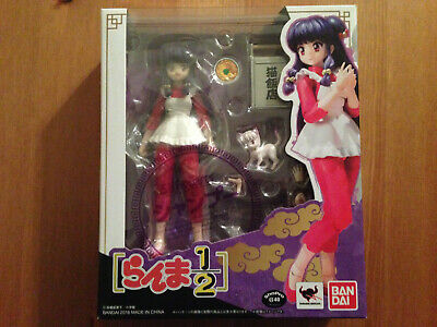 Figuarts Shampoo Ranma 1//2 Figure Bandai Japan New with Tracking SH S.H