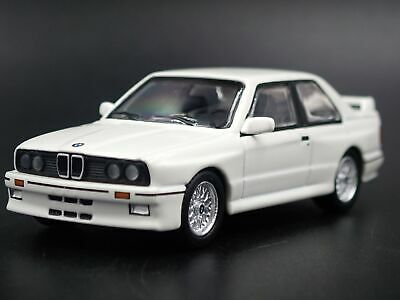1986-1991 BMW M3 E30 Rare 1:64 Echelle de Collection Diorama Voiture Miniature