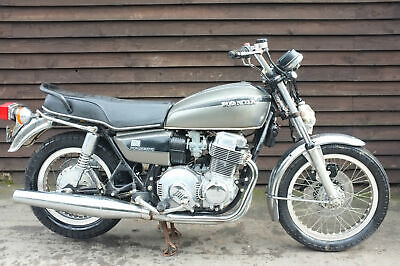 Honda CB750 CB 750 Automatic first year 1034th one made Ride or Restore
