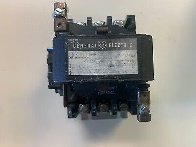 General Electric Cr30500 Contact