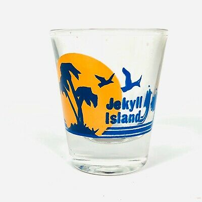 Jekyll Island Souvenir Shot Glass