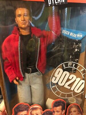 Beverly Hills 90210 Dylan McKay Luke Perry Doll Sealed NRFB 1991 Mattel