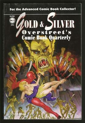 Overstreet's Gold & Silver Quarterly #3, 1994
