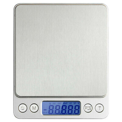 Minitype Portable Scale Kitchen Digital Weight Food Multifunction Electronic AU