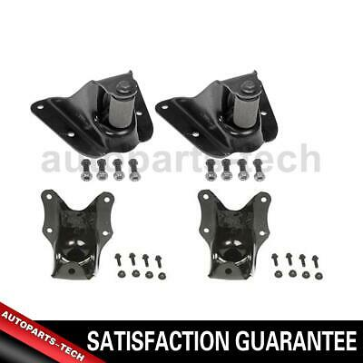 Rear Leaf Spring Hanger Lowering Kit For 97-03 Ford F150 4WD Lightning PR14J5
