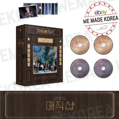 [PRE-ORDER] BTS 5TH MUSTER MAGIC SHOP BLU-RAY + Photobook + Photocard + etc