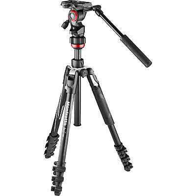 Manfrotto Befree Live Aluminum Lever-Lock Tripod with Case **OPEN BOX**
