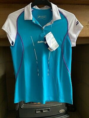 BNWT Babolat Tennis Top, Age 12-14 Years