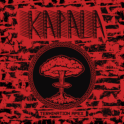 Kapala - Termination Apex + Poster (Ind), CD (Warnoise)