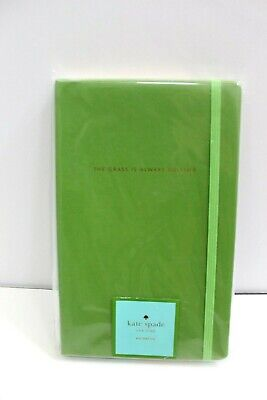kate spade new york Notebook The Grass is Always Greener